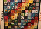 """PRESENTING.... """"I SPY"""" Another Amazing Quilt from Mascoutah"""