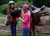 Summer Jobs -- DuBois Center Equestrian Program
