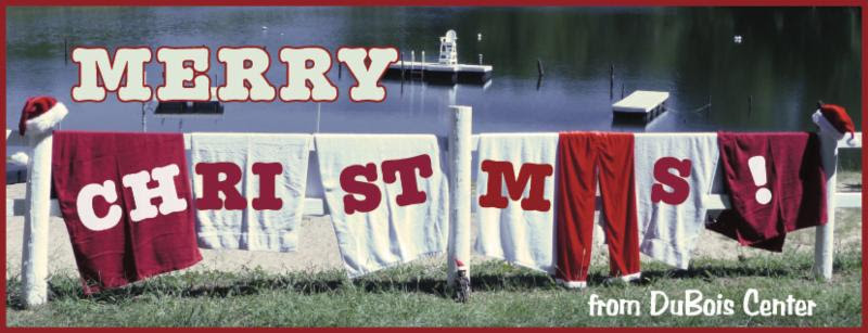 Merry Chritsmas towels