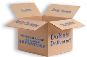 DuBois Delivered Box