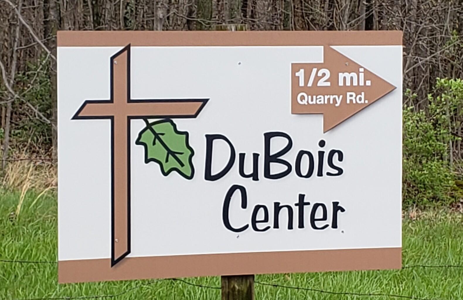 Sign - Quarry Rd